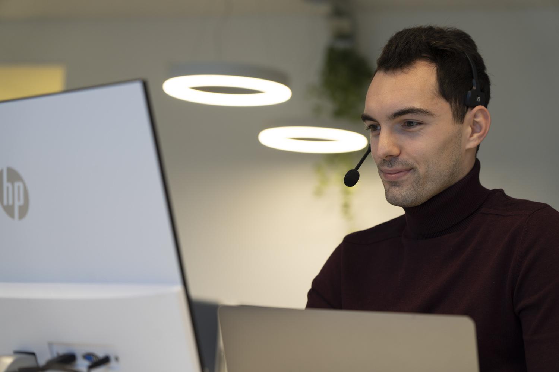 Telefonische prospectie of prospect calling