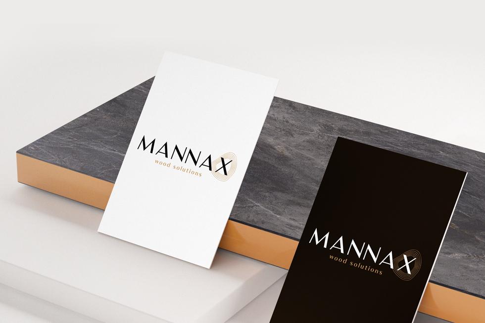 Logo design voor Mannax