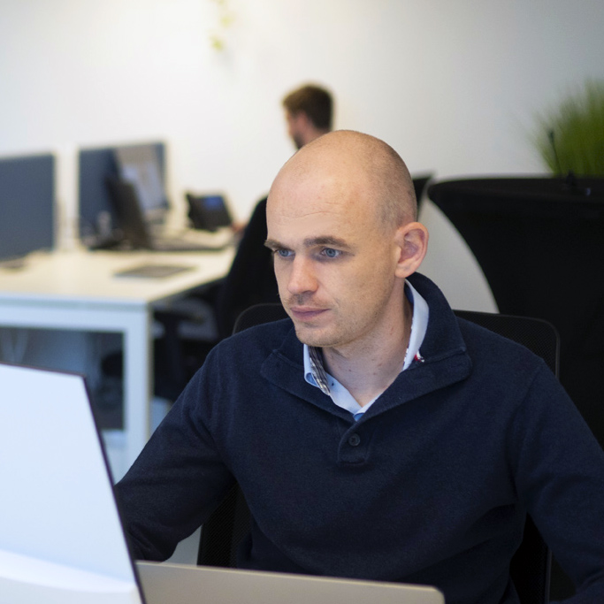 Pieter Vermeulen | Veelzijdig team | Marketingbureau Kortrijk | Hummingbirds