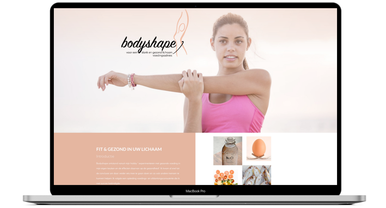 Bodyshape website