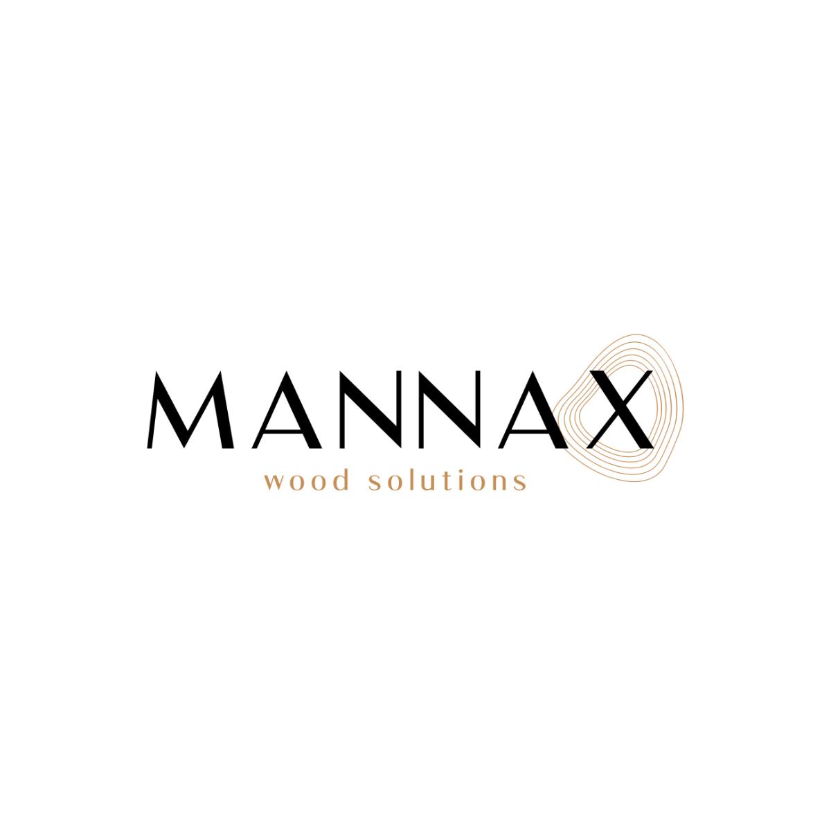 Logo ontwerp voor Mannax