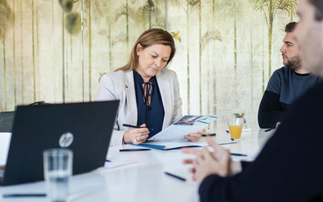 5 stappen in een marketing agency