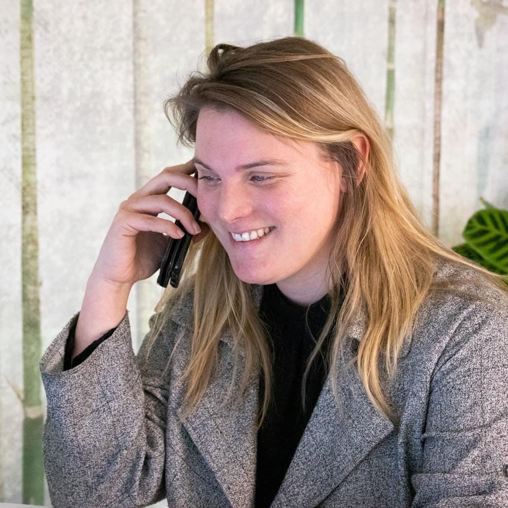 Sarah | Marketingbureau Kortrijk | Hummingbirds