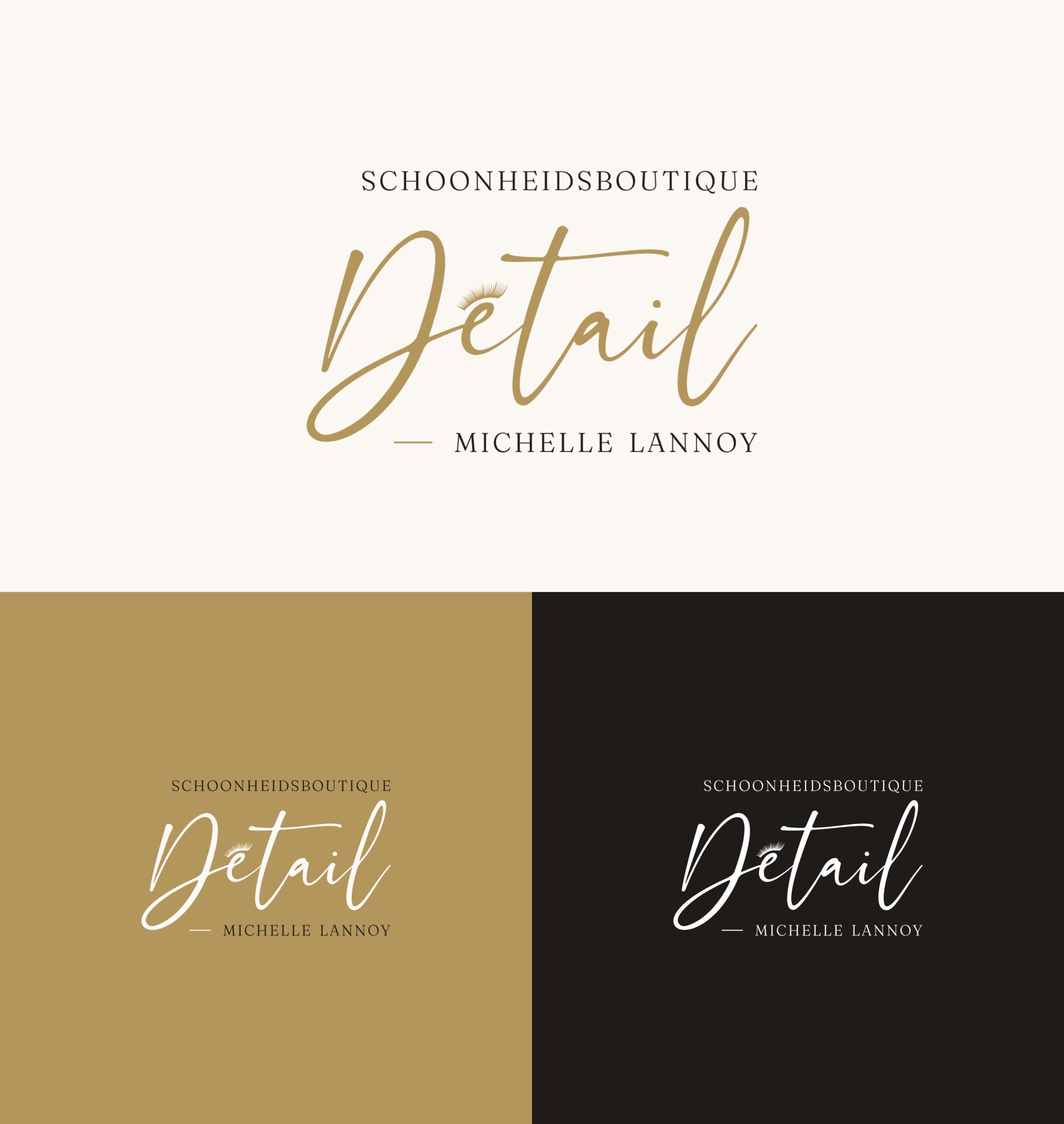 Logo ontwerp voor Détail