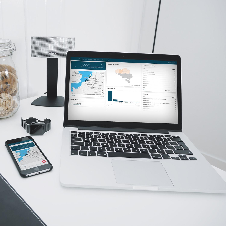 Data en lead tracking tool
