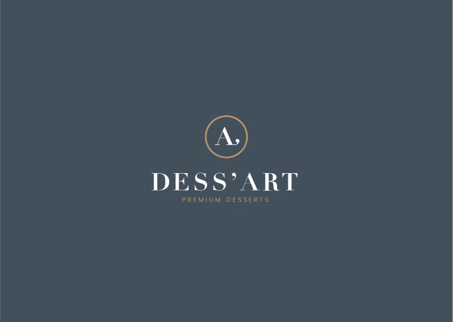 Huisstijl ontwerp voor Dess'Art